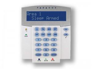 Paradox K32 LCD Πλήκτρολόγιο συναγερμού