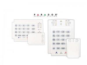 Πληκτρολόγιο LED PARADOX K10V/H για τον συναγερμό σπιτιού