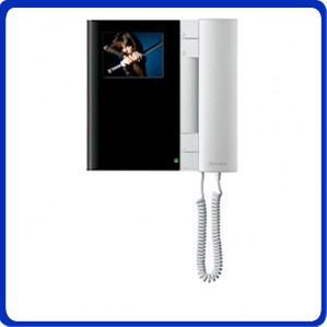 Θυροτηλεόραση εισόδου TLINE με ακουστικό