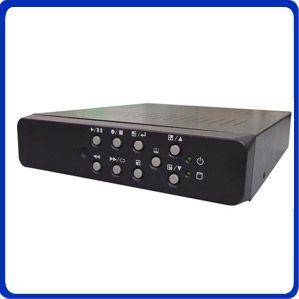 Καταγραφικό 4-Channel Real Time Duplex Standalone DVR X4BS-SVR