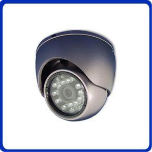 Υπέρυθρη έγχρωμη κάμερα ασφαλείας IR Dome XD449R