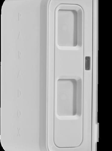 Ασύρματος εξωτερικός ψηφιακός ανιχνευτής Paradox NVR780 με 4 διπλά πυροευαίσθητα στοιχεία