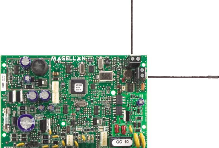 Ασύρματος συναγερμός Paradox Magellan – Κέντρο συναγερμού MG5000